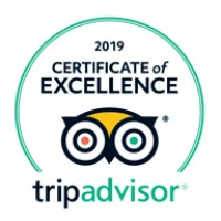 Seal River Heritage Lodge TripAdvisor 2019 Certificate of Excellence