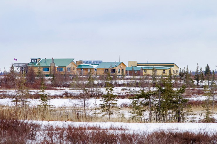 Dymond Lake Ecolodge. Home of the Great Ice Bear Adventure. Christine Hayden photo.