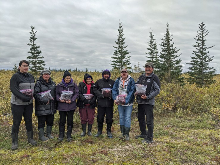 York Factory First Nation at Nanuk Polar Bear Lodge