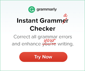 Grammarly - world's best grammar checker