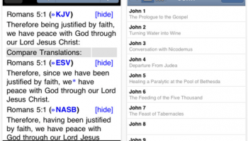 The Big List of 20+ Bible Apps for Mobile Devices - ChurchMag