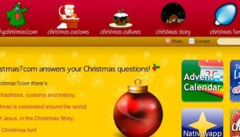 online christmas resource whychristmascom