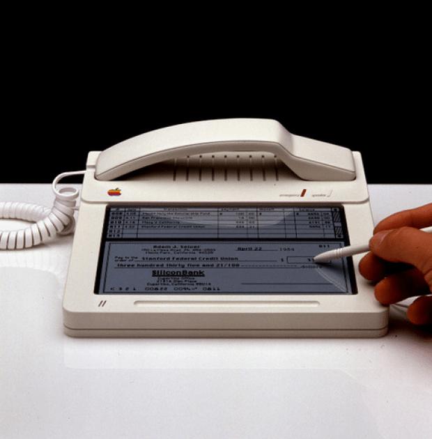 Apple's 1983 iPhone Prototype