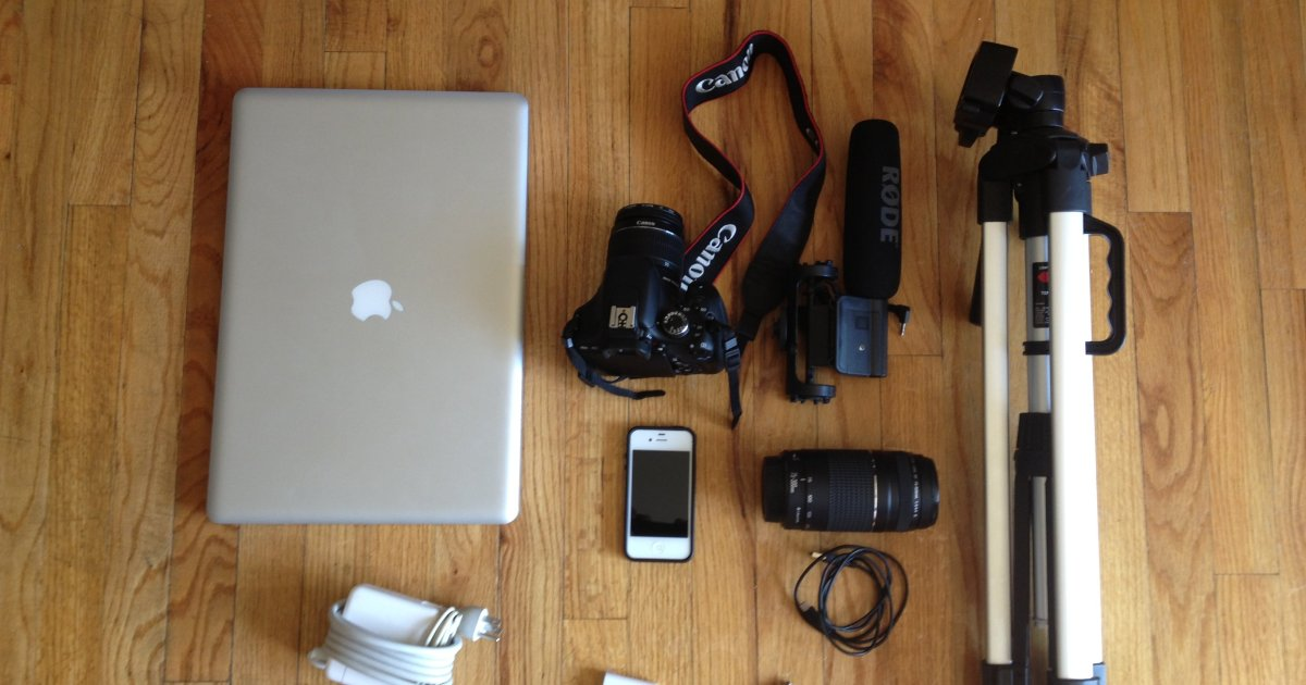 What's In Your Bag, Jeremy Smith?