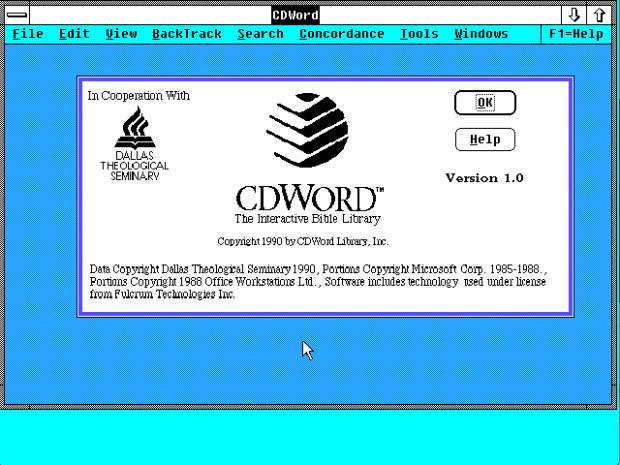 cdword-01-startup