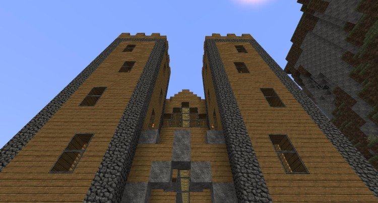 3rd Minecraft church 01
