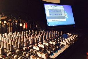 Mixer-for-Sermon-Recording