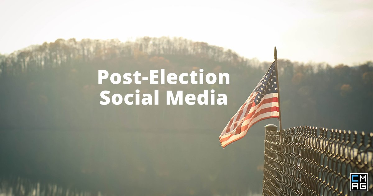 The Aftermath: Social Media Conduct Post-Election