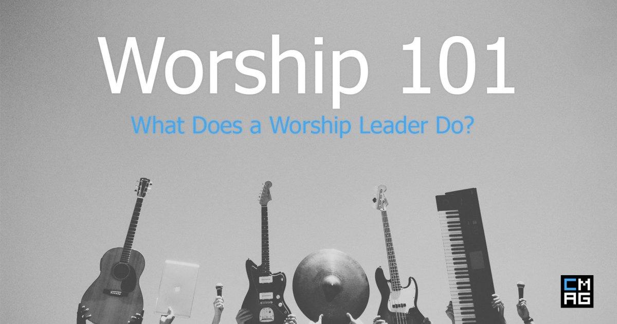 worship 101 banner image