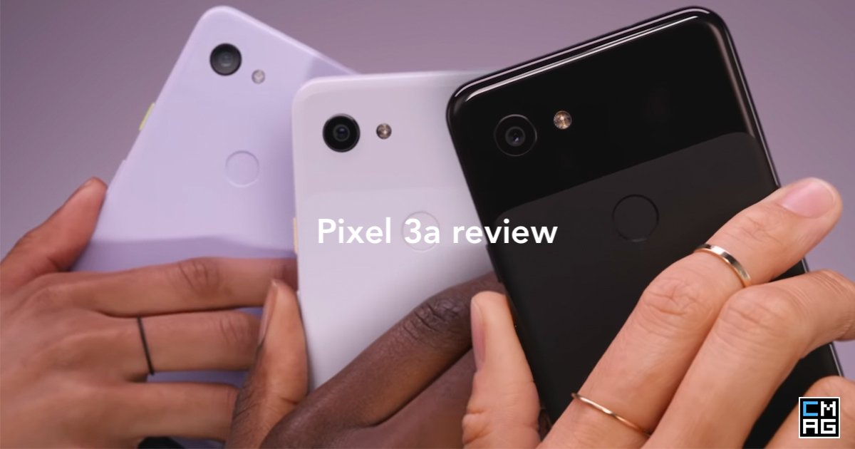 Pixel 3a [Saturday Morning Review]