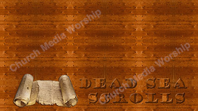 Dead Sea Scrolls V1 Christian Worship Background. High quality worship images for use to spread the Gospel and enhance the worship experience.