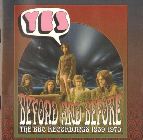 Yes - Beyond And Before - The BBC Recordings 1969-1970 - 1969/1970
