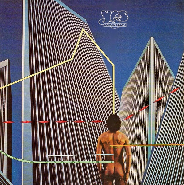 Yes - Going For The One - 1977