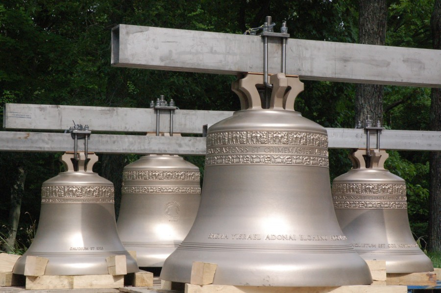 New Bronze Church Bells Deliver Superior Sound For Church