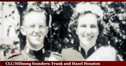 Frank and Hazel Houston CW