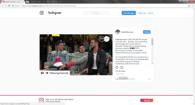 proof_Instagram-BobbieHouston-Beiber-HillsongChannel_22-07-2017