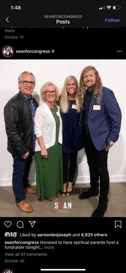 2019-10-31_Instagram_SeanFeucht-Apostle-BillJohnson