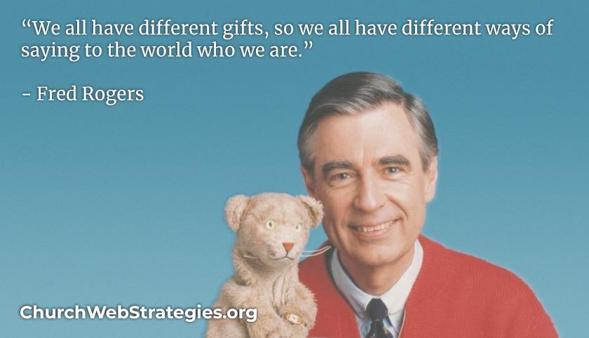 What we can Learn from Mister Rogers
