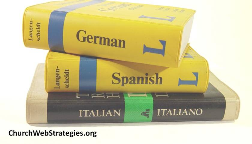 Site Analytics Basics: Language