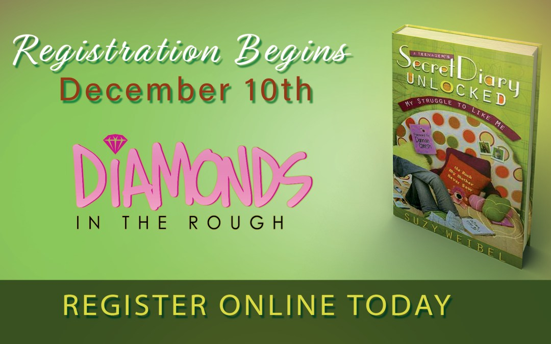 Diamonds in the Rough Now Accepting Applications