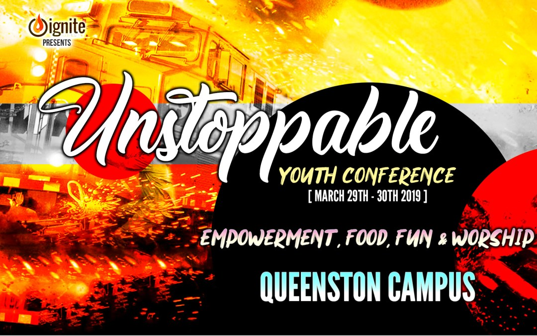 Register Today for the Unstoppable Boys & Girls Conference (CANCELLED)