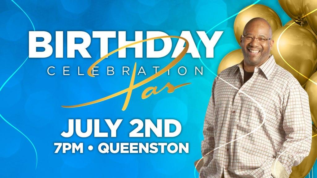 pastor west birthday celebration