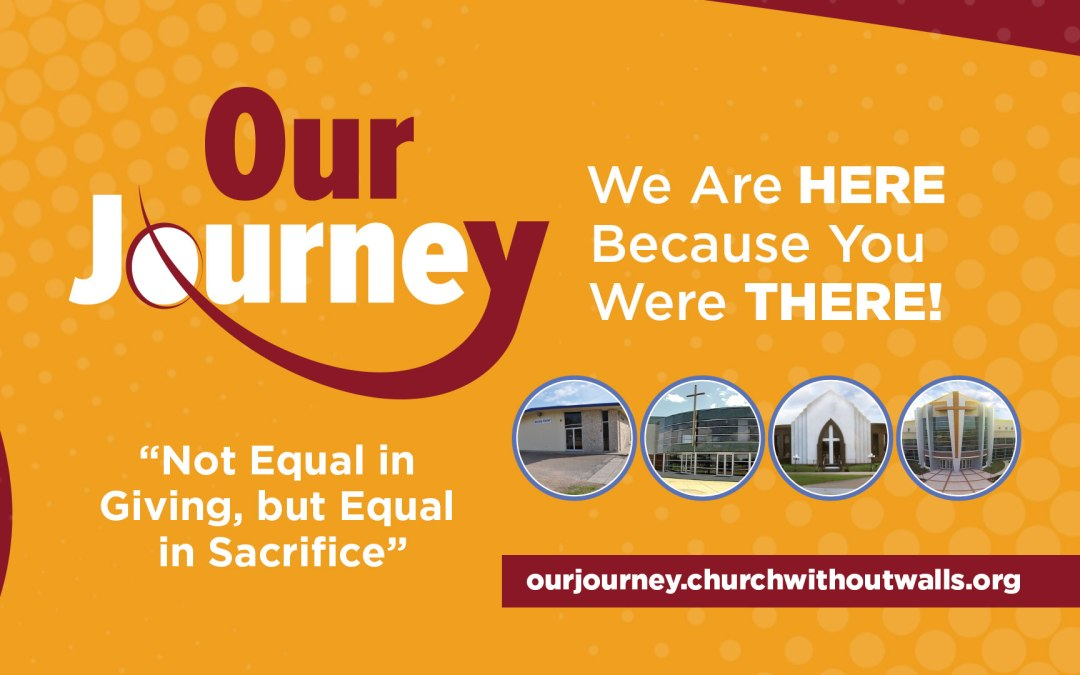 our journey capital stewardship campaign