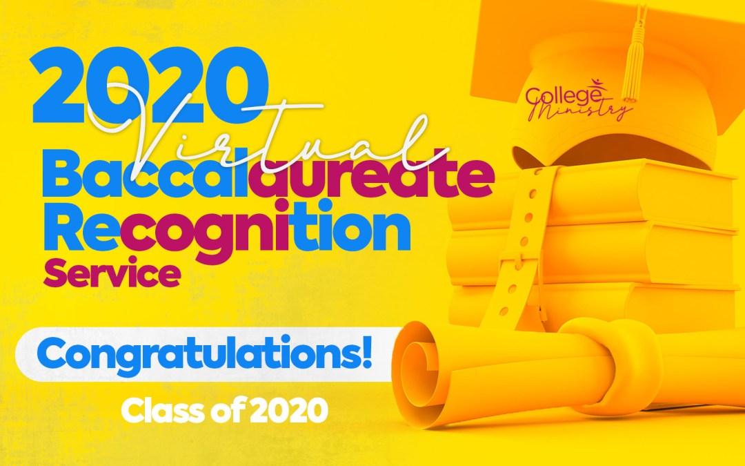 Congratulations to all TCWW 2020 Graduates