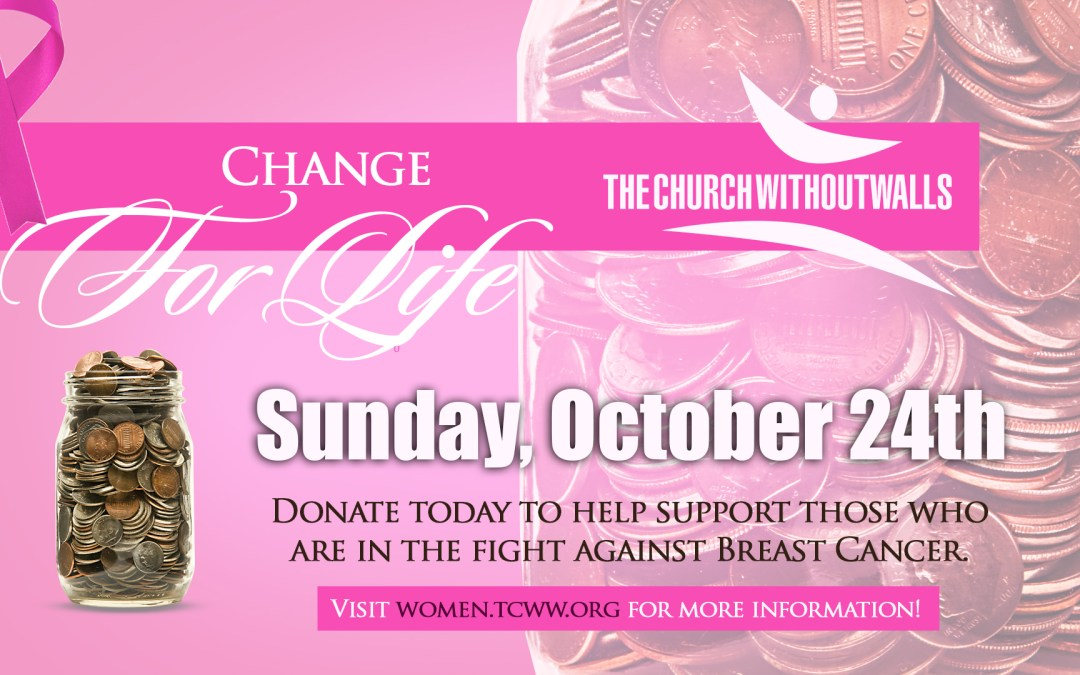 Support Those Fighting Breast Cancer: Donate to Change for Life