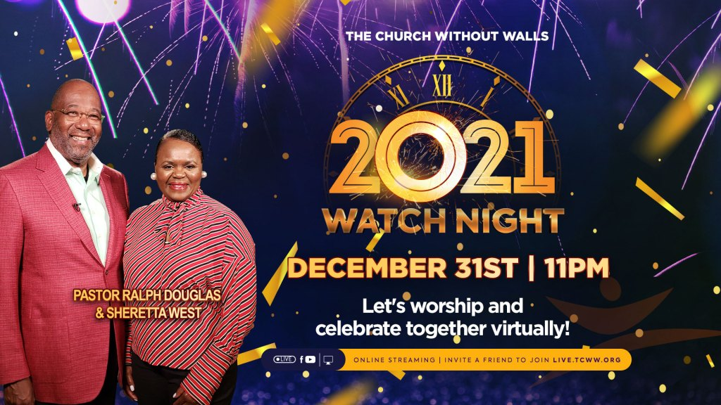 Watch Night Virtual Church Service