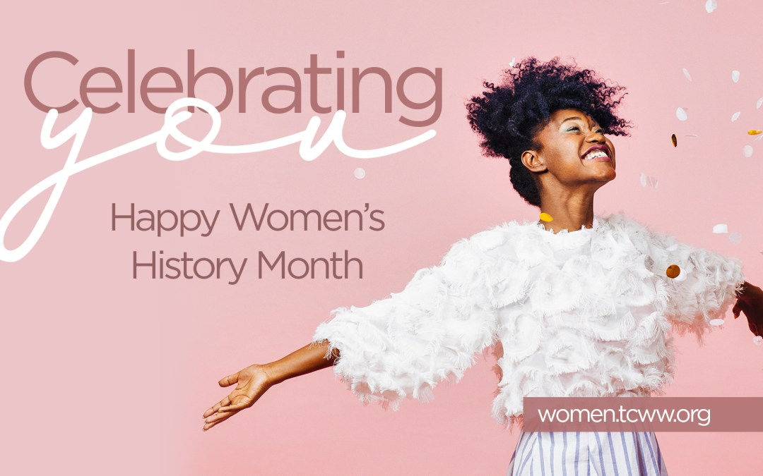 Mosaic Women's Ministry Celebrates Women's History Month