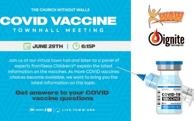 Ignite & KWOW Host COVID Vaccine Town Hall Meeting