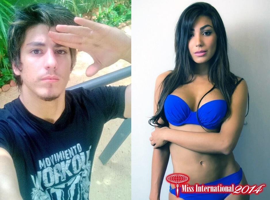 Escandalo! Rodrigo Servin, hermano de Jessica Servín, arrestado en Encarnación?
