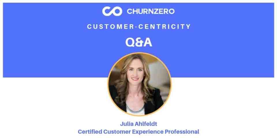 Jula Ahlfeldt - Customer Experience Professional