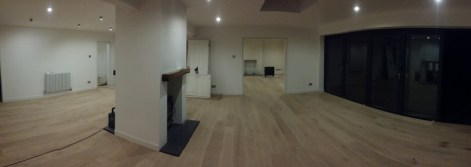 The new space is truly extensive.