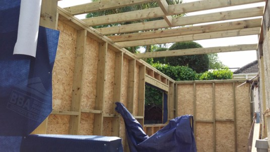 Bungalow extension Torbay 6