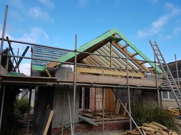 Torbay South Hams Builder - Gable extension 7