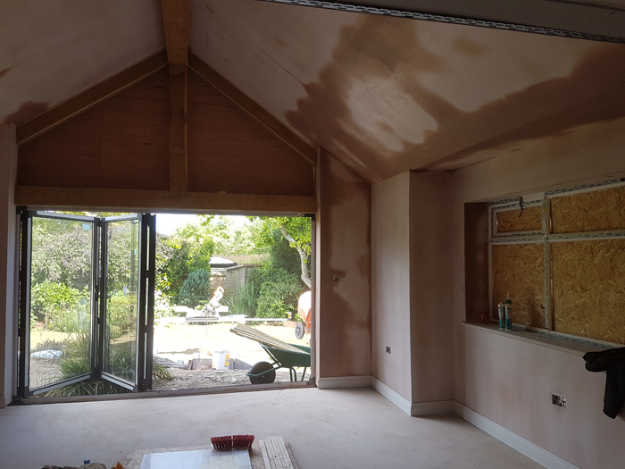 Torbay South Hams Builder - Gable extension 4