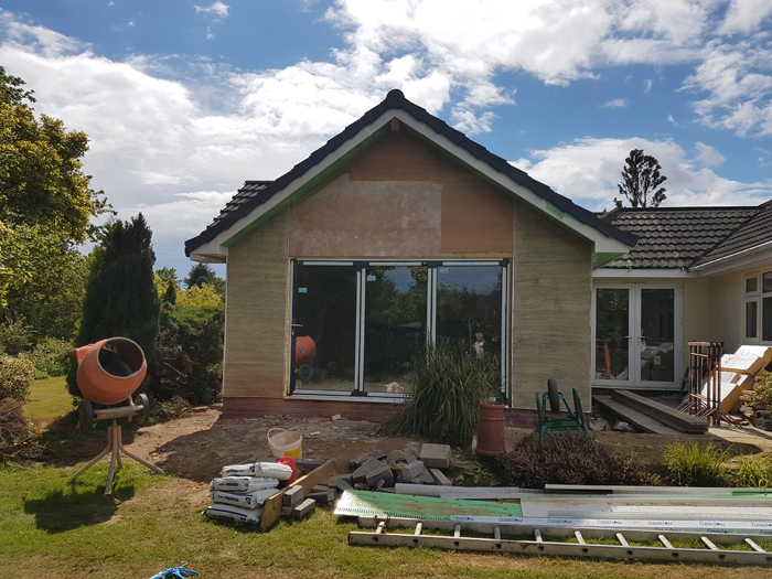 Torbay South Hams Builder - Gable extension 3