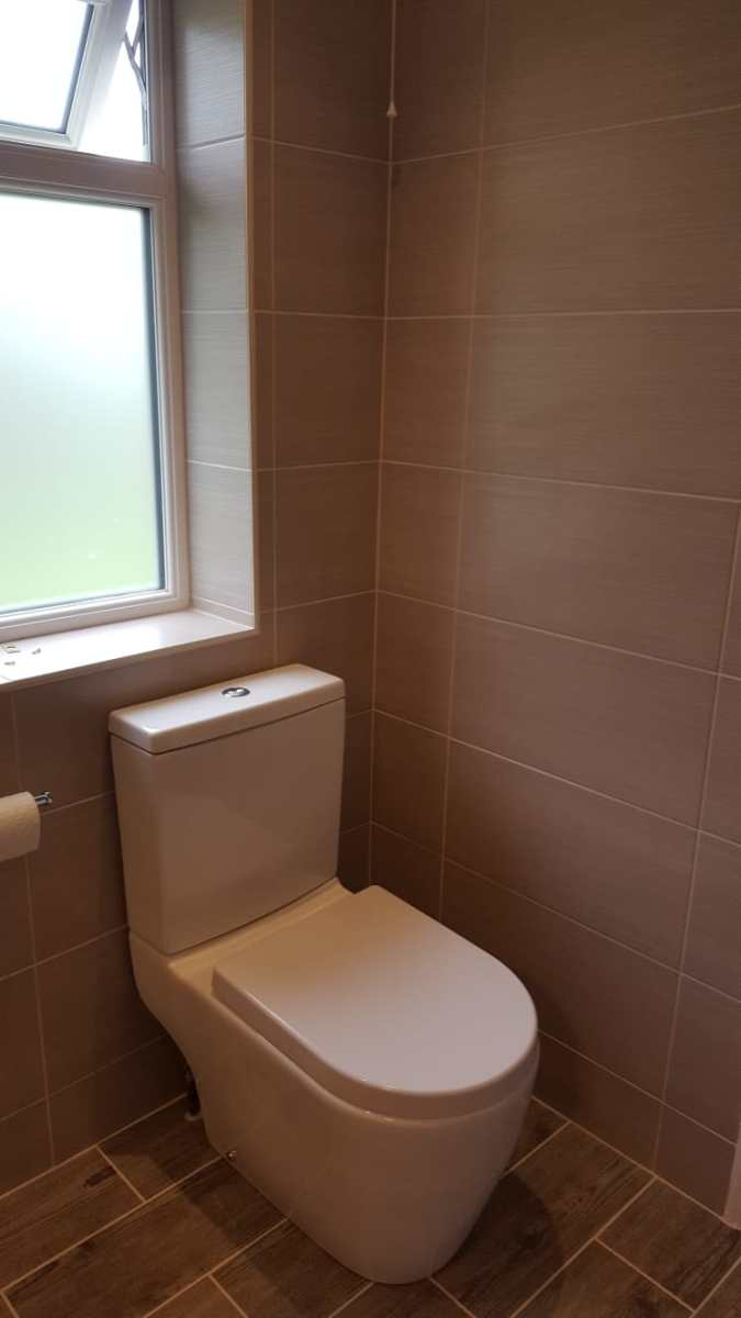 New bathrooms in Torbay 2
