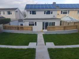 Garden refurbishment Paignton 7