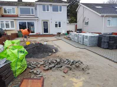 driveway refurbishment Paignton 4