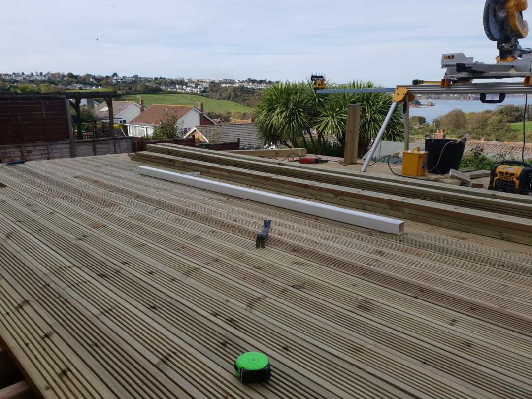 Broadsands, Paignton exterior renovations 10
