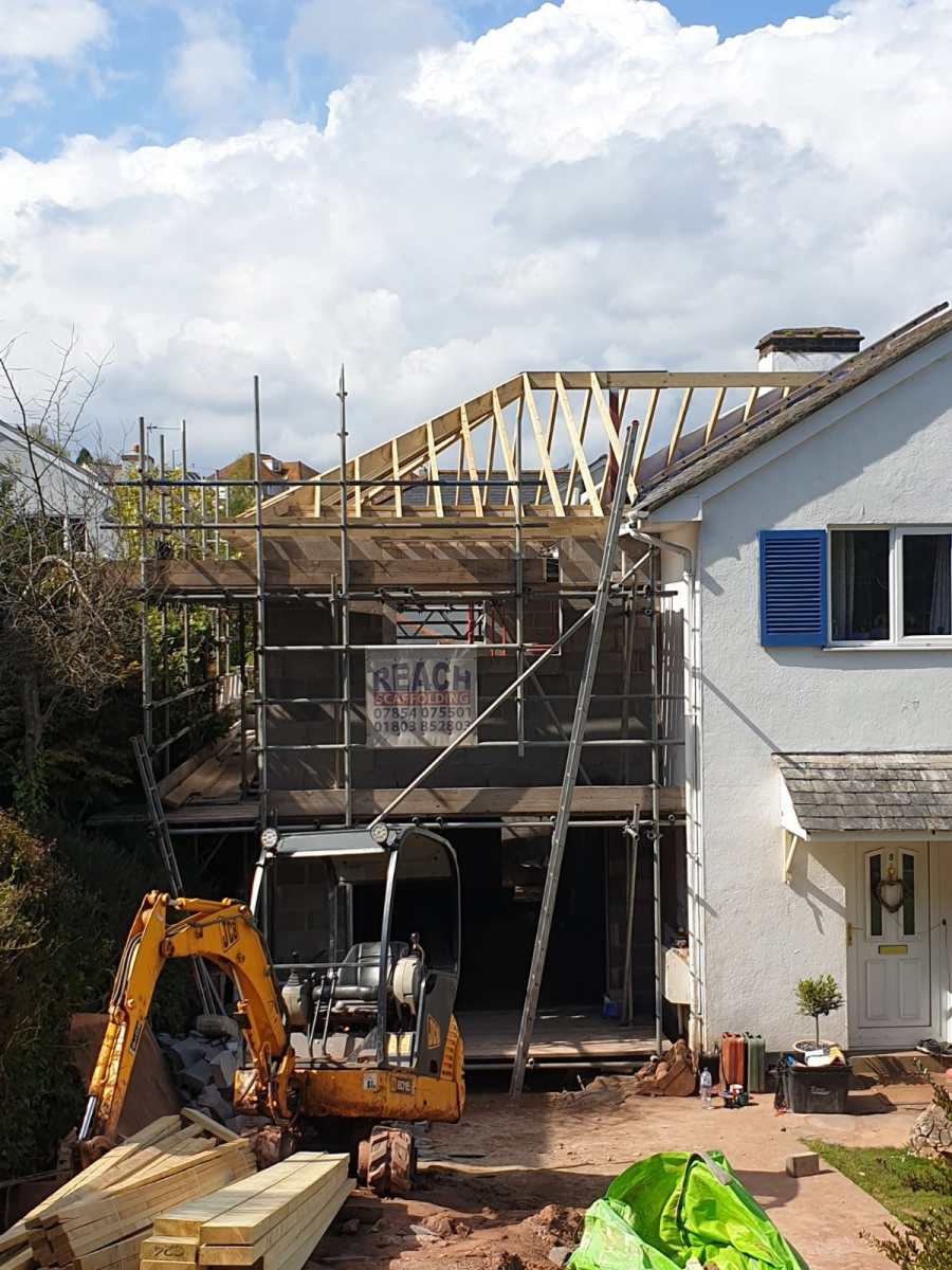 North Rocks House Extension Paignton 34