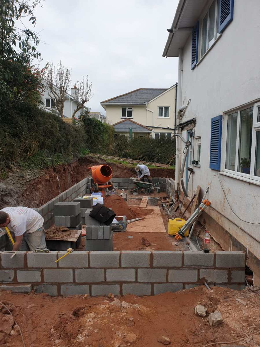 North Rocks House Extension Paignton 41