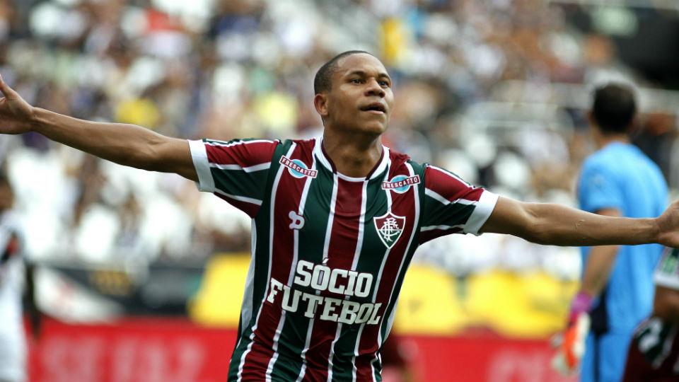 Wellington pelo Fluminense