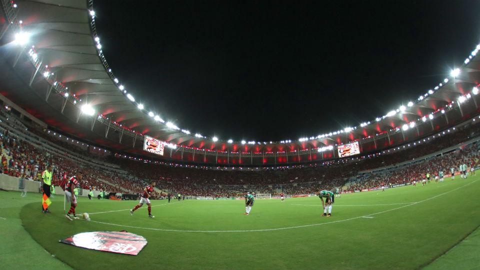 Maracanã Flamengo Coritiba 2016