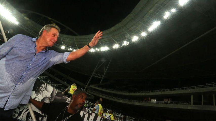 Abel Braga Fluminense Taça Guanabara 2017