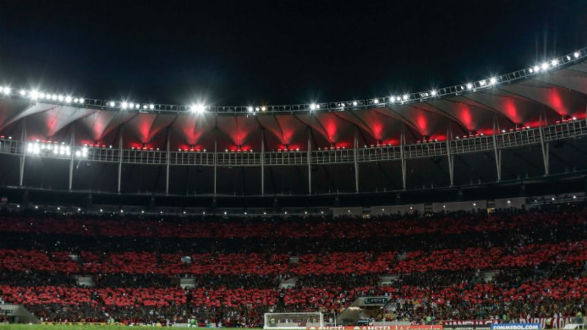 Maracanã Flamengo Libertadores 2017 estreia San Lorenzo