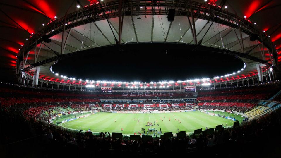 Maracanã Flamengo Libertadores 2017